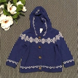 Nordstrom Baby Knit Button Sweater
